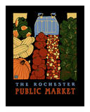 Public Market Art by Laura Wilder