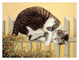 Little Pal Gilbert Poster by Lowell Herrero