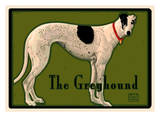 Greyhound Prints by Laura Wilder