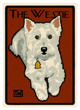 Westie Prints by Laura Wilder