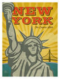 New York – The Empire State Art by Renee Pulve