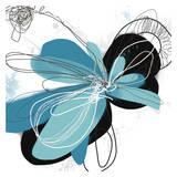 The Flower Dances 2 Planscher av Jan Weiss