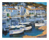 Cala Figuera Prints by Alex Krioutchkov