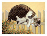 Little Pal Gilbert Prints by Lowell Herrero