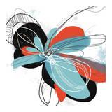The Flower Dances 1 Kunstdrucke von Jan Weiss