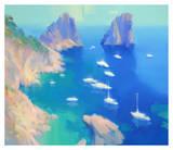 Capri II Prints by Alex Krioutchkov