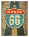 Route 66 Prints by Renee Pulve