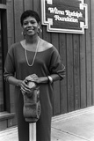 Wilma Rudolph, 1984 Photographic Print by James Mitchell