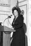 Toni Morrison, 1977 Photographic Print by Ozier Muhammad