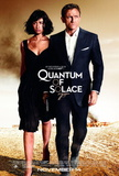 James Bond - Quantum of Solace (Daniel Craig) Movie Poster Prints