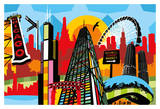 Chicago Prints by  Lobo