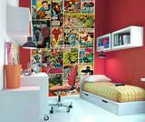 Marvel Comics Wallpaper Mural - Duvar Resimleri