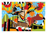 Brasilien Affischer av  Lobo