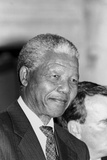Vandell Cobb - Nelson Mandela Fotografická reprodukce