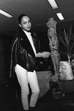 Sade, 1985 Fotografisk tryk af James Mitchell