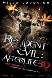 Resident Evil Afterlife (Milla Jovovich) Movie Poster Prints