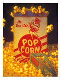 3D Popcorn Prints by TR Colletta
