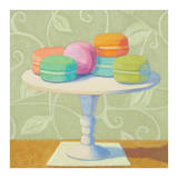 Mixed Macarons Posters by Patricia Doherty