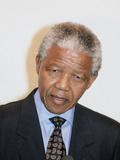 Nelson Mandela, 1993 Photographie par Vandell Cobb
