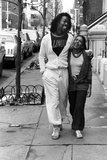 Ashford and Simpson, 1979 Photographic Print by Moneta Sleet