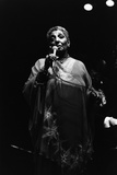 Carmen McRae, 1980 Photographic Print by Norman Hunter