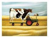 Ride to the Fair Affiches par Lowell Herrero