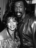 Ashford and Simpson, 1990 Photographic Print by Fred Watkins