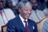 Nelson Mandela, 1993 Photographic Print by D. Michael Cheers