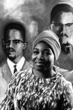Betty Shabazz, 1969 Photographic Print by Moneta Sleet