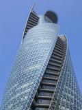 Japan, Honshu, Aichi, Nagoya, Mode Gakuen Spiral Tower Building Photographic Print by Steve Vidler