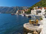 Montenegro, Bay of Kotor, Perast Photographic Print by Alan Copson