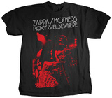 Frank Zappa - Roxy & Elsewhere T-shirts