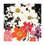 Flower Power I Giclee Print by Shirley Novak