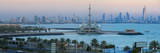 Kuwait, Kuwait City, Salmiya, Marina Waves Leisure Complex Photographic Print by Jane Sweeney