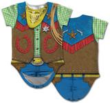 Infant: Cowboy Costume Romper Kombinezon niemowlęcy