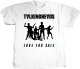 Talking Heads - Love For Sale T-Shirt