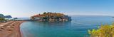 Montenegro, Sveti Stefan, Now Aman Sveti Stefan Hotel Photographic Print by Alan Copson
