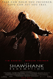 The Shawshank Redemption Movie Standing in Rain Poster Poster