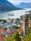 Montenegro, Bay of Kotor, Kotor Photographic Print by Alan Copson