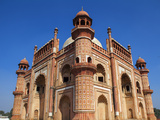 India, Delhi, New Delhi, Safdarjung's Tomb Photographic Print by Jane Sweeney