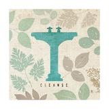 Forest Bath I Premium Giclée-tryk af Sarah Mousseau