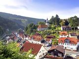 Lerbach, Harz Mountains, Saxony-Anhalt, Germany Photographic Print by Gavin Hellier