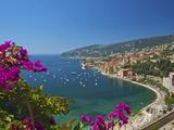 Villefranche-sur-Mer, Cote D´Azur, Alpes-Maritimes, Provence-Alpes-Cote D'Azur, France Photographic Print by Katja Kreder