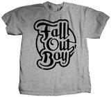 Fall Out Boy - Script Tričko