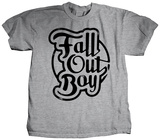 Fall Out Boy - Script T-Shirt
