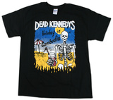 Dead Kennedys - Cambodian Skeleton Shirt