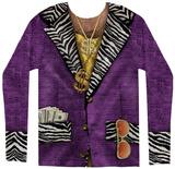 Long Sleeve: Big Pimpin Costume Tee Koszulki