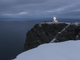 The Globe, Honningsvag, North Cape, Finnmark, Norway Photographic Print by Gavin Hellier