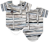 Infant: Mummy Costume Romper Body