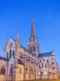 England, West Sussex, Chichester, Chichester Cathedral Photographic Print by Steve Vidler